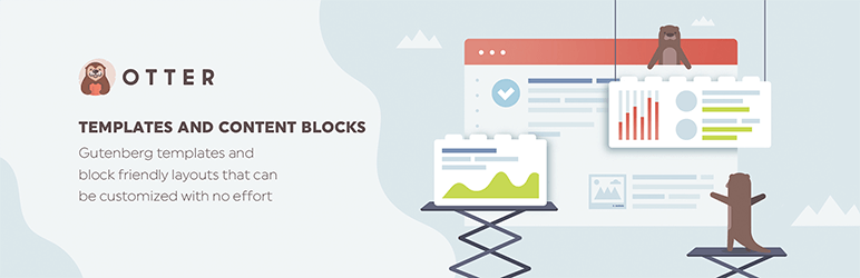 Gutenberg Blocks and Template Library by Otter5