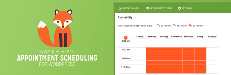 Simply Schedule Appointments 4