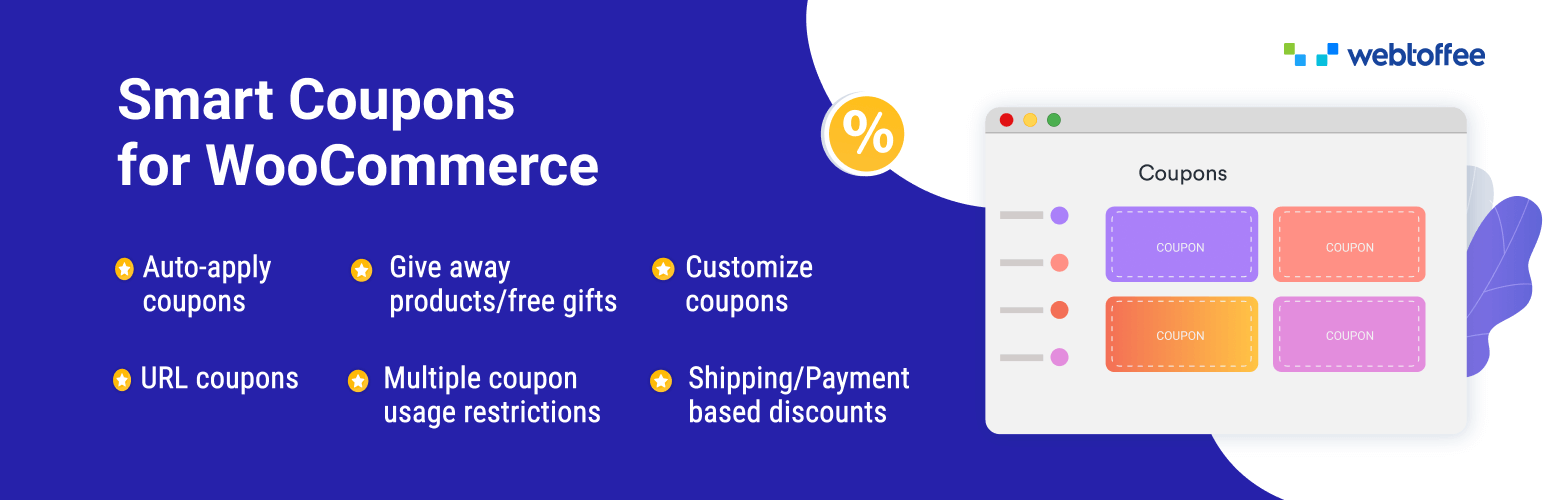 Smart Coupons for WooCommerce2