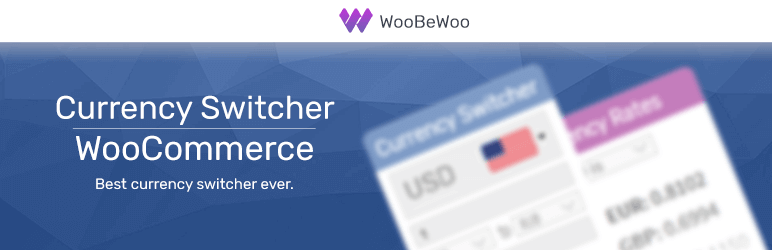 WBW Currency Switcher for WooCommerce3