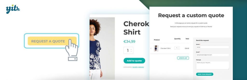 YITH Request a Quote for WooCommerce1
