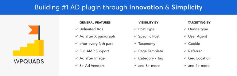 7 Best free WordPress Ads plugins